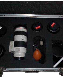 5D Camera Flight Case